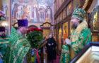 Видеосюжет о престольном празднике в храме преподобного Сергия Радонежского гор. Краснодар